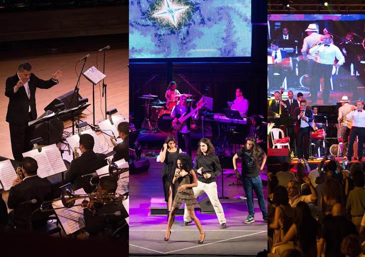 Nuevas Orquestas Juveniles e Infantiles del Conservatorio Simón Bolívar regalarán una tarde de jazz, rock y música latina