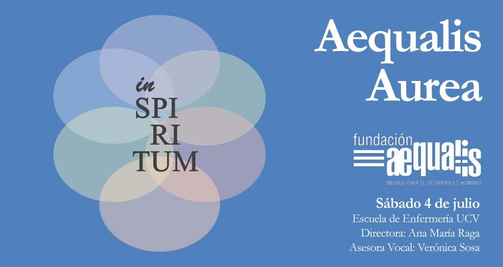 In Spiritum, Aequalis Aurea
