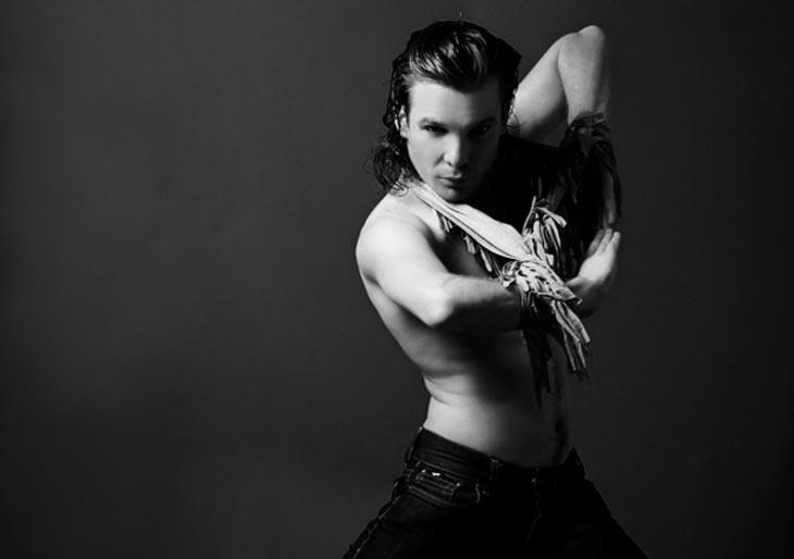 El bailaor español Fran Vilchez desborda su Temple Flamenco en Caracas