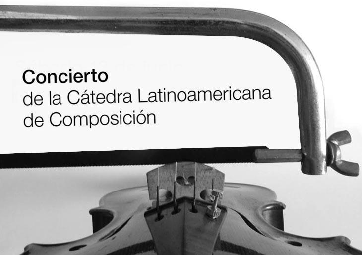 La Cátedra Latinoamericana de Composición estrena de obras de compositores venezolanos