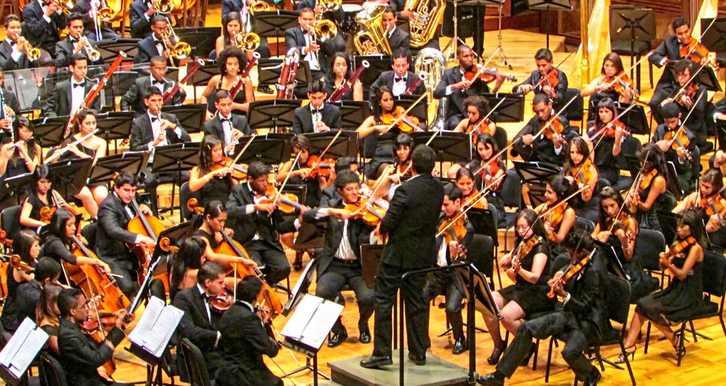 Beethoven se reencuentra con la Orquesta Sinfónica Juvenil delConservatorio de Música Simón Bolívar