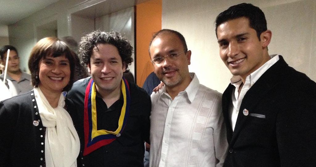 Filarmónica de Bogotá se une a El Sistema