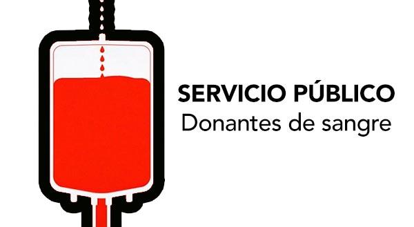 Servicio Público: Se necesitan con urgencia 36 donantes para el maestro Alfredo del Mónaco