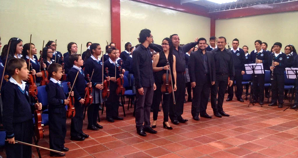 FundaMusical apoyará trabajo de la Filarmónica