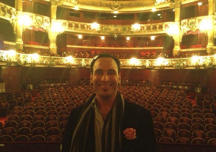 Abelardo Cárdenas, un venezolano apasionado por la ópera