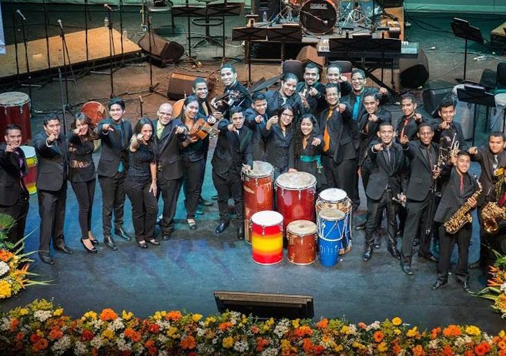 Orquesta Afrovenezolana Simón Bolívar derrochará virtuosismo en la Sala Fedora Alemán