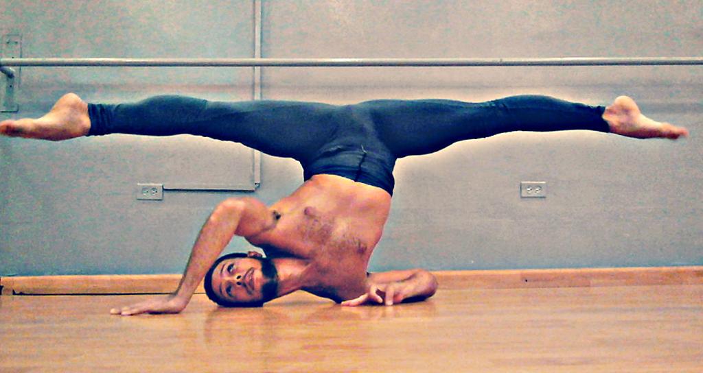 Representando a Nueva Esparta: José Orta estará en Concurso Internacional de Ballet Clásico