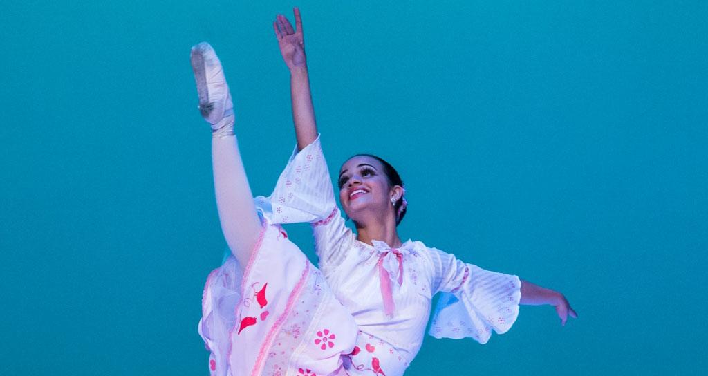 Tres días de Ballet Clásico en el CCCH