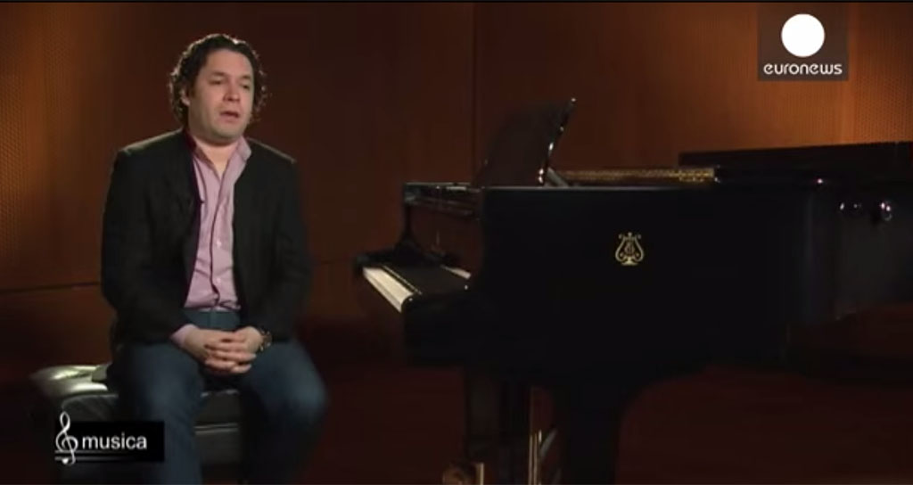 El regalo más preciado de Gustavo Dudamel a Bogotá – musica