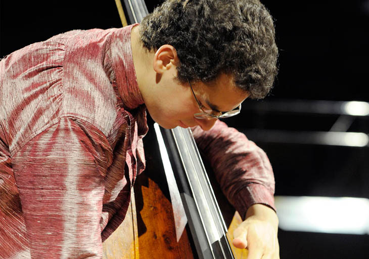 Edicson Ruiz debuta como solista en el Festival de Hitzacker, Alemania
