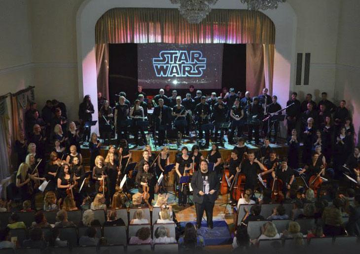 Los conciertos de un venezolano para deleite de los Belarusos