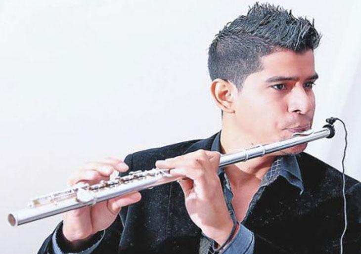 La flauta de Maikel Reyes contiene lo más granado de la música venezolana