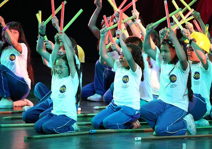 FundaMusical se interesa por programa de formación de la Filarmónica de Bogotá