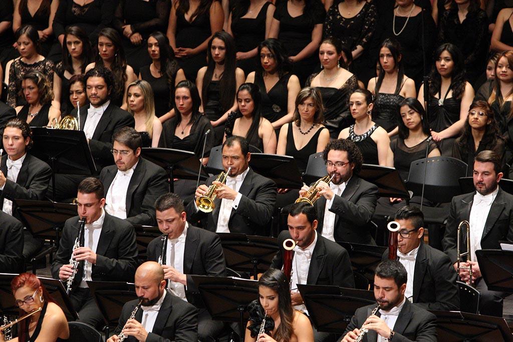 OSSBV y Gustavo Dudamel en Colombia 3