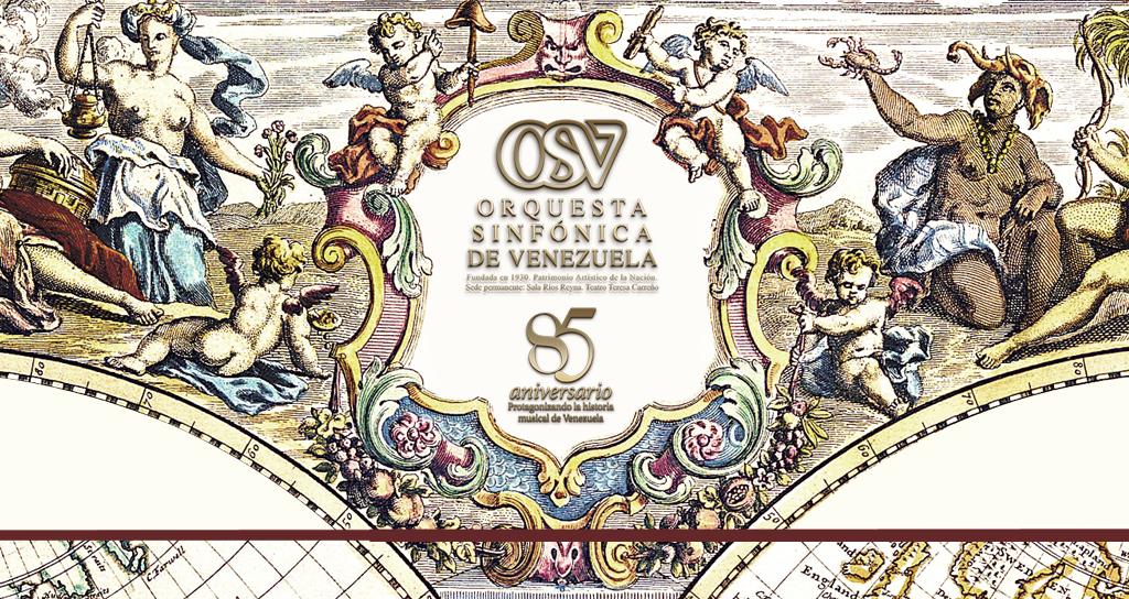 La Sinfónica de Venezuela celebra 85 años bajo la batuta de Carlos Riazuelo
