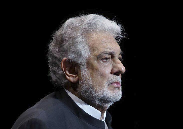 Plácido Domingo interviene en la polémica de la escena de violación en la ópera «Guillermo Tell»