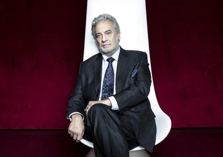Plácido Domingo hará más conciertos, menos óperas