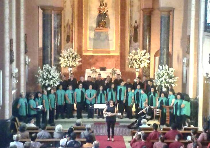 Festival Coral Armonías del Trópico y Latinoamérica, homenaje al Maestro Michel Eustache