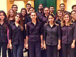 Coral Venezuela, coro perteneciente al Conservatorio Nacional de Música Juan José Landaeta