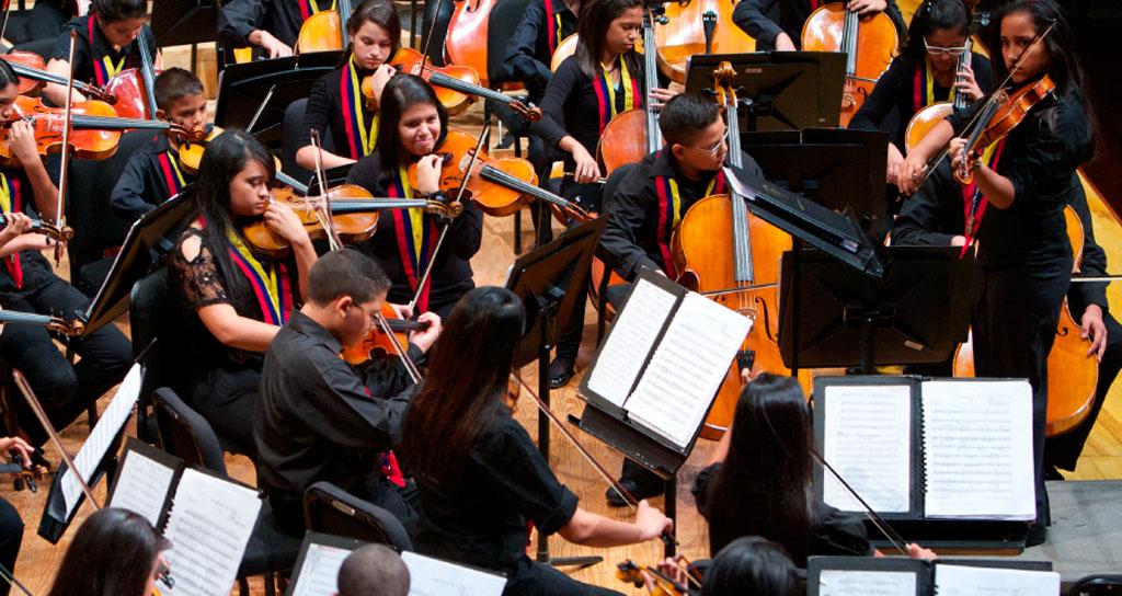 """La Orquesta Sinfónica Juvenil """"Inocente Carreño"""" se presenta este Domingo en el #CNASPM"""