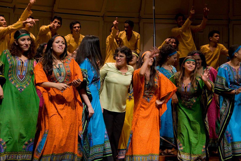 La Schola Cantorum aborda la ópera en El Hatillo