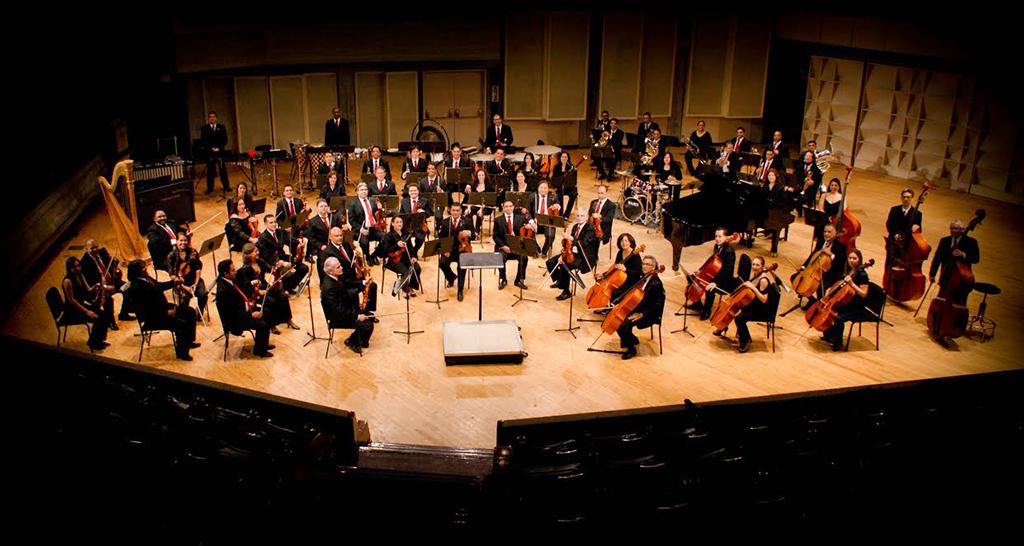 La Filarmónica tendrá a Arnaldo Pizzolante como invitado