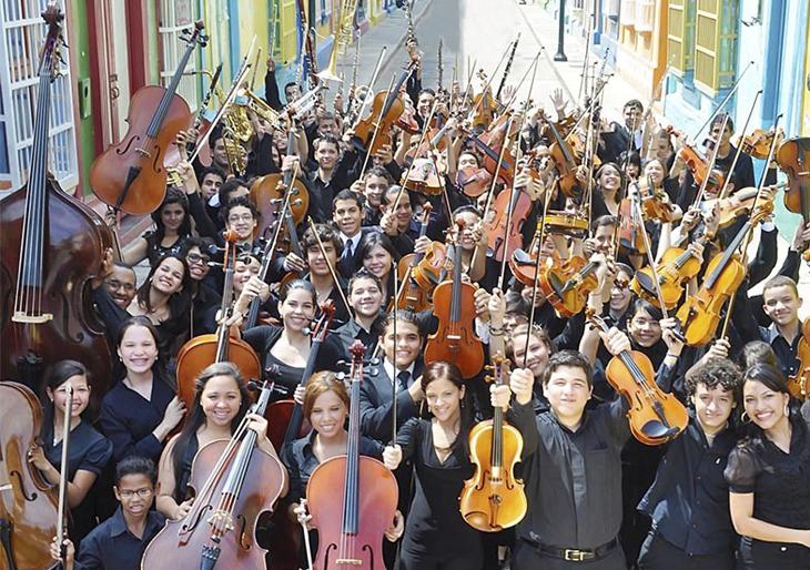 "Sinfónica de la Juventud Zuliana ""Rafael Urdaneta"" celebra XVI aniversario con concierto"