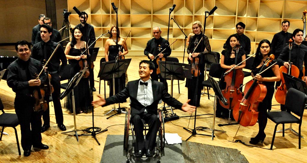 D'Cámara Orquesta debutó en grande