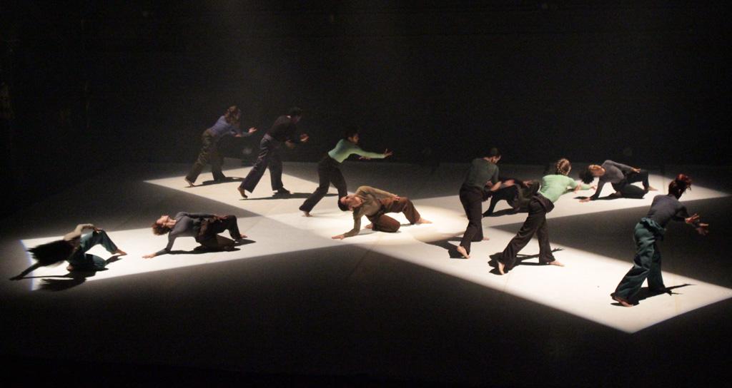 Teresa Danza Contemporánea visita comunidades caraqueñas