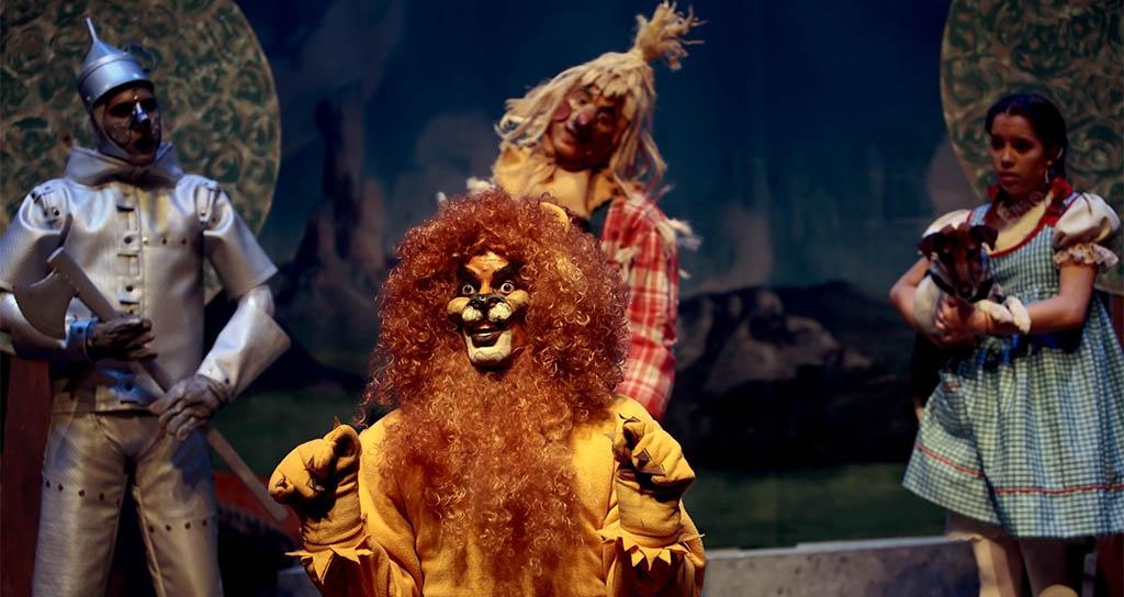 El Mago de Oz llega al CCCH de la mano del Grupo Teatral Skena