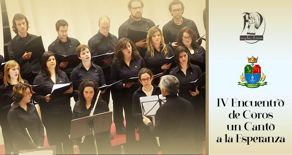 IV Encuentro de Coros un Canto a la Esperanza