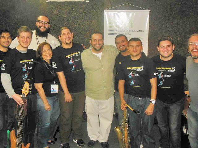 Fundación Festival Internacional de Jazz Barquisimeto