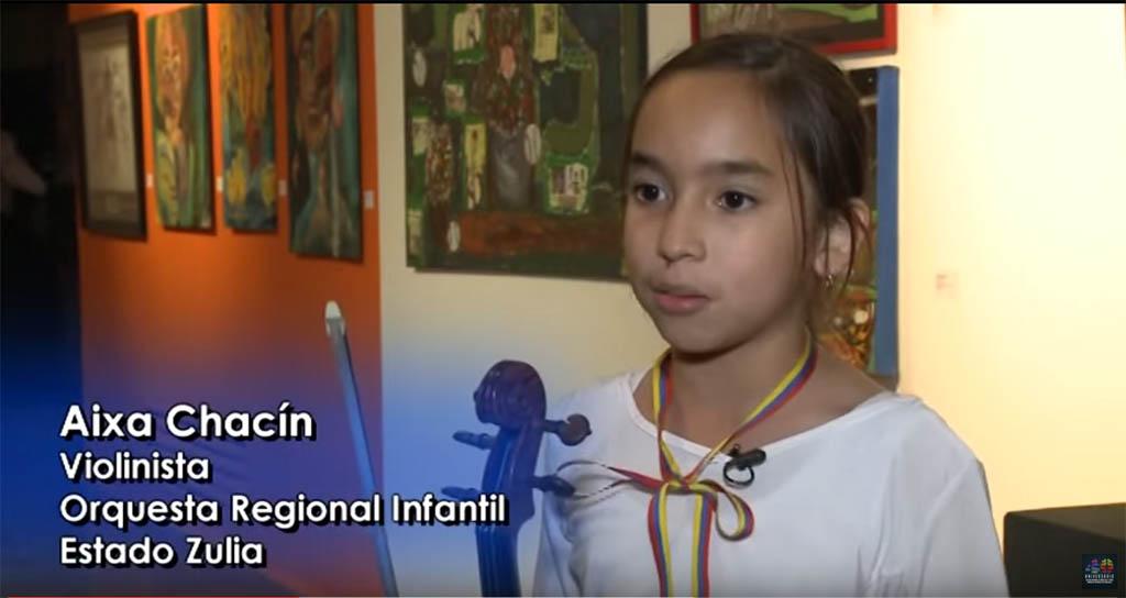 Sinfónica Nacional Infantil 2015 dedicó su debut al maestro Abreu
