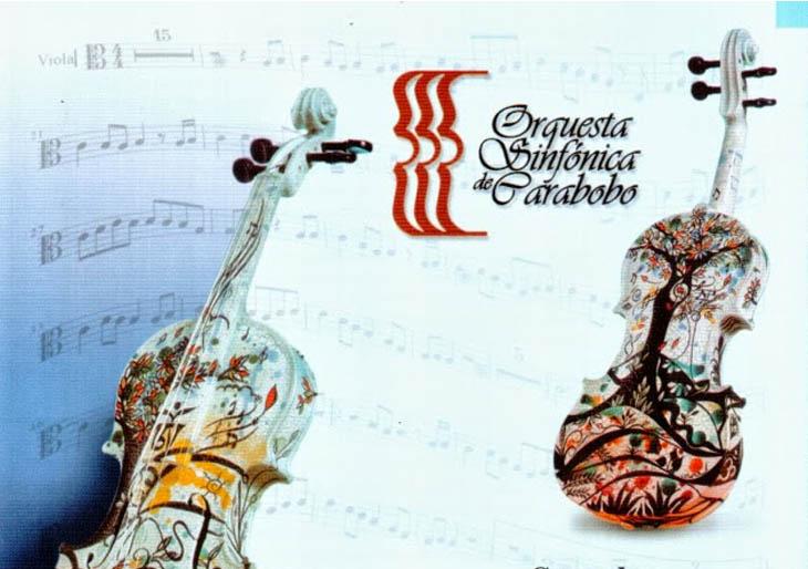 Obras para viola de la Sinfónica de Carabobo nominada a los Premios Pepsi Music
