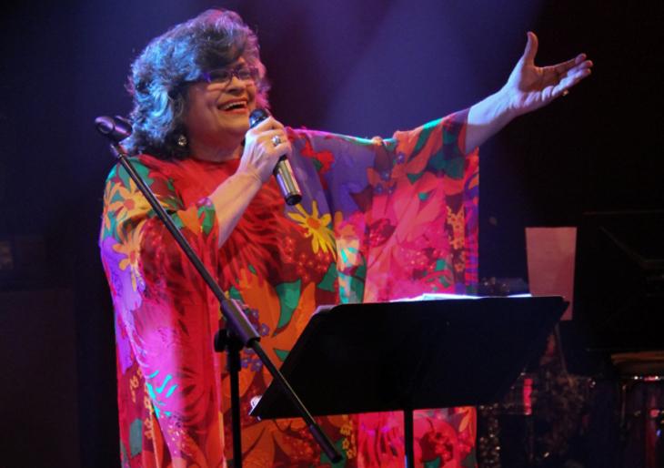 """Soledad Bravo llega al Centro Cultural B.O.D. con """"Boleros, tangos y algo más"""""""