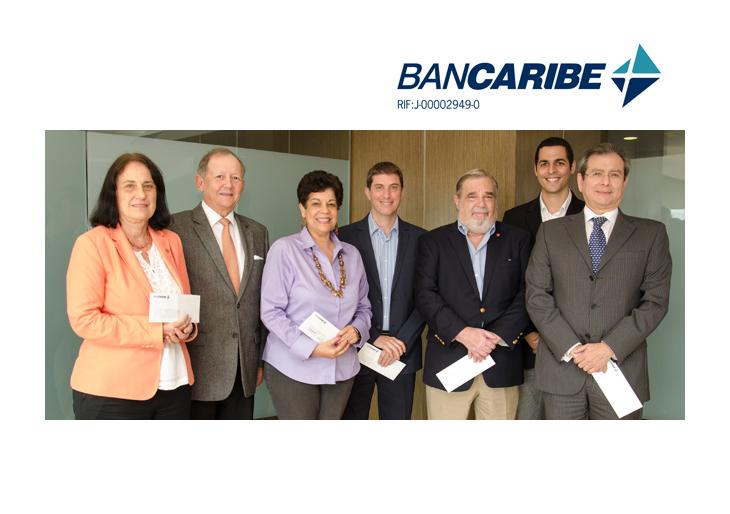 Bancaribe realiza aportes de su Fondo Solidario para proyectos de seis organizaciones sociales