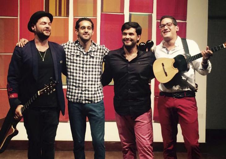 """""""Maraca Fusión"""" en el Bolívar Hall música tradicional venezolana a través del eclecticismo y la modernidad"""