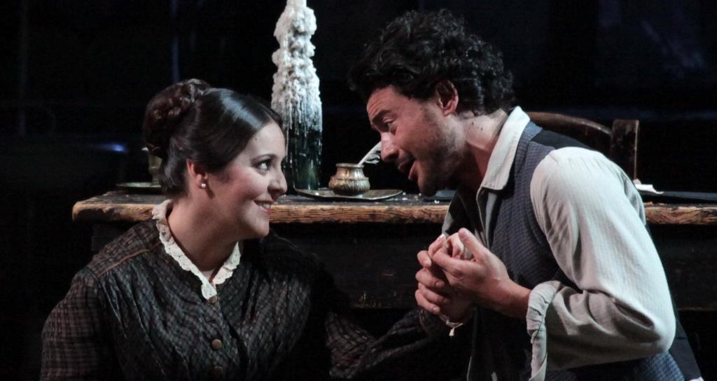 La Scala rejuvenece a la vieja Bohème