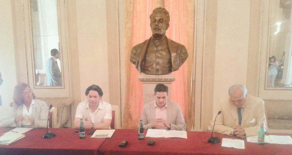 El Coro de Manos Blancas se presenta mañana en el Conservatorio Giuseppe Verdi de Milán #ElSistemaEnMilan