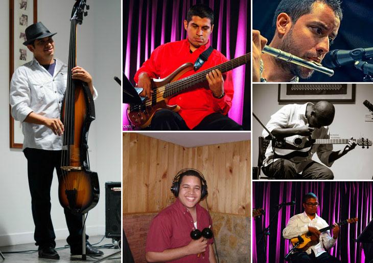 Una diversidad de sonidos se fusionan Enarmonía en #NochesDeGuataca