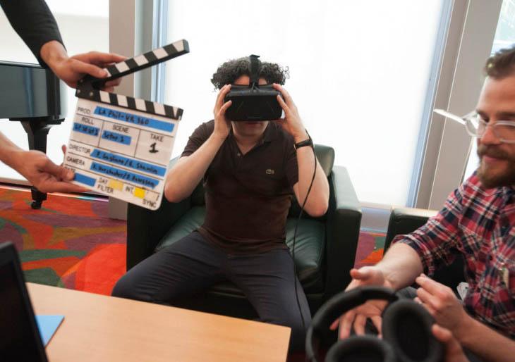 Esto es algo que Beethoven nunca vio venir; sus piezas en VR