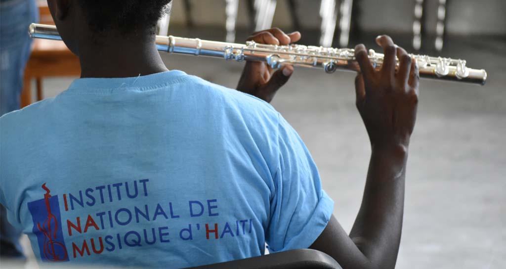 El Sistema de Orquestas y Coros llegó a Haití con su milagro de inclusión y paz