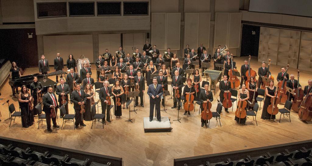 La Orquesta Filarmónica Nacional renueva sus filas