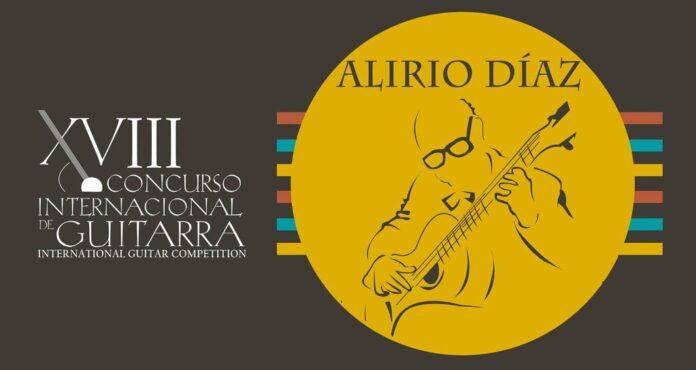 XVIII Concurso Internacional de Guitarra Alirio Díaz