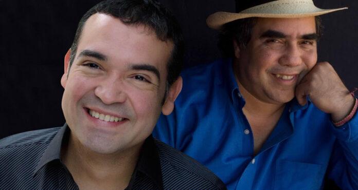 Aquiles Machado y Aquiles BáezAquiles Machado y Aquiles Báez