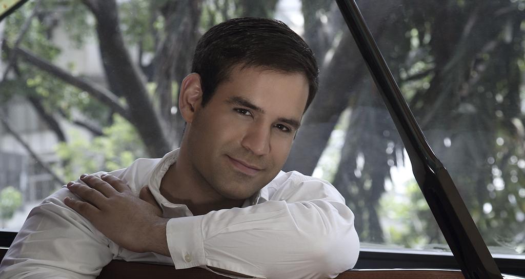 Pianista Arturo Sánchez hará concierto gratuito en el BOD