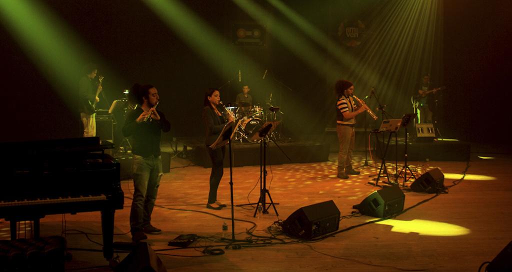 """""""Ciclo SonARA"""" continúa mostrando la virtuosidad de músicos venezolanos"""