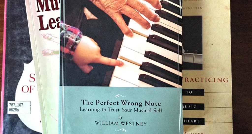 7 libros que recomendaría a un músico
