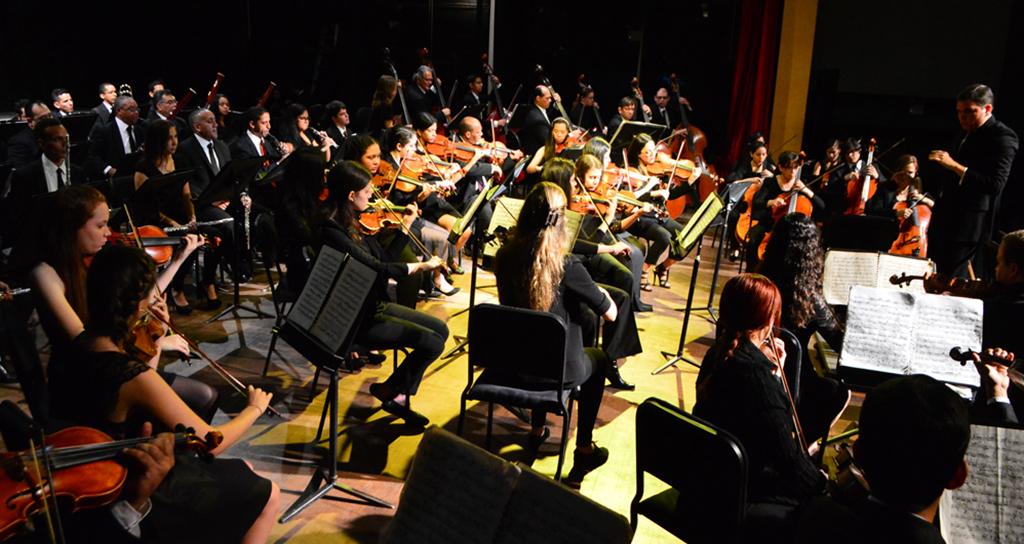 Sinfónica de Carabobo magistral e imponente