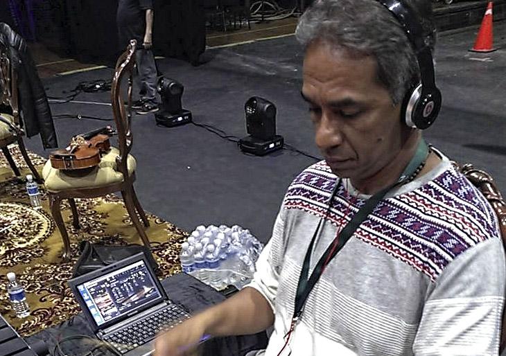 """Alfredo Naranjo: """"Nuestra música merece mayor reconocimiento internacional"""""""